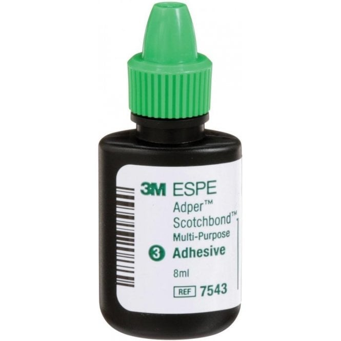 3M Adper Scotchbond Multi-Purpose Adhesive 8ml (7543) - Each