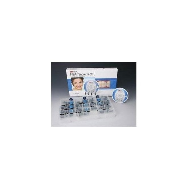 3M Filtek Supreme XTE Professional Capsule Kit (4911P) -Each