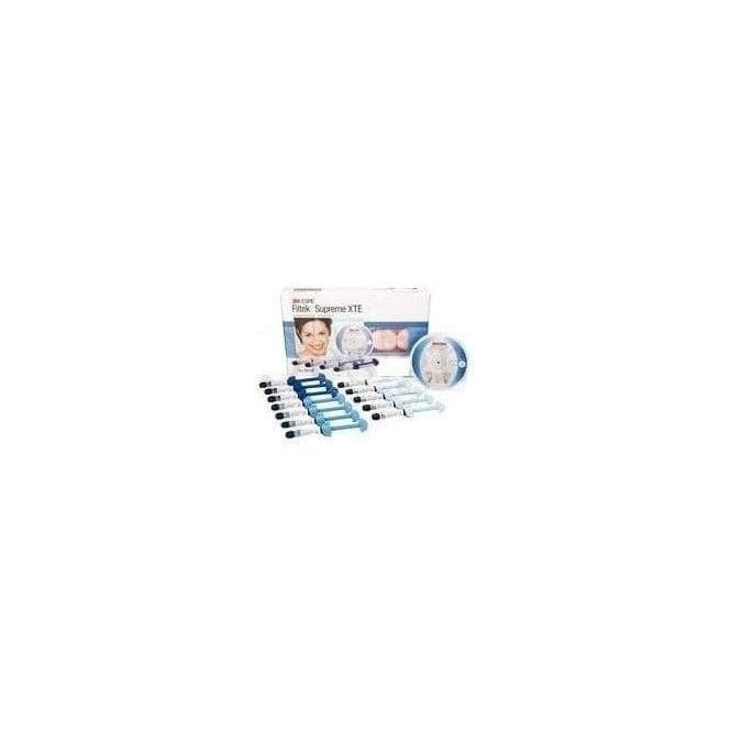 3M Filtek Supreme XTE Professional Syringe Kit (4910P) -Each