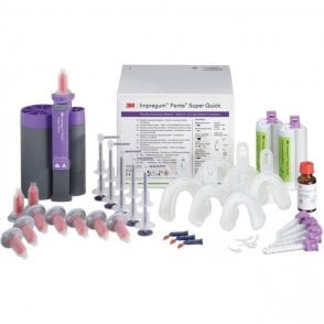 3M Impregum Penta Super Quick Medium/Light Body Intro Kit