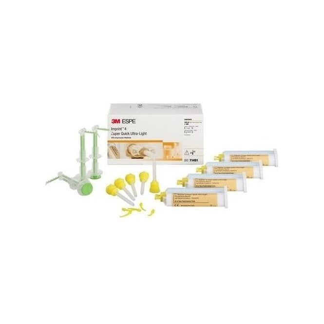 3M Imprint 4 Super Quick Ultra Light (71491) - Pack4