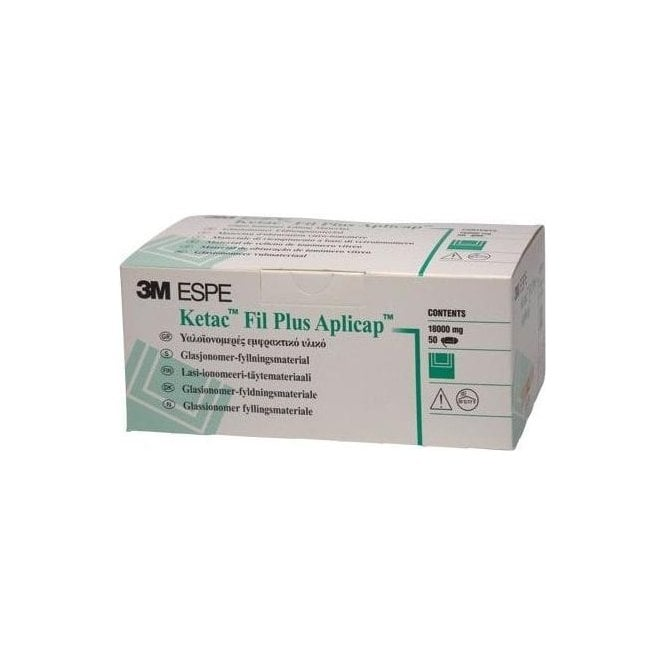 3M Ketac Fil Plus Aplicap A2 (55030) - Box50