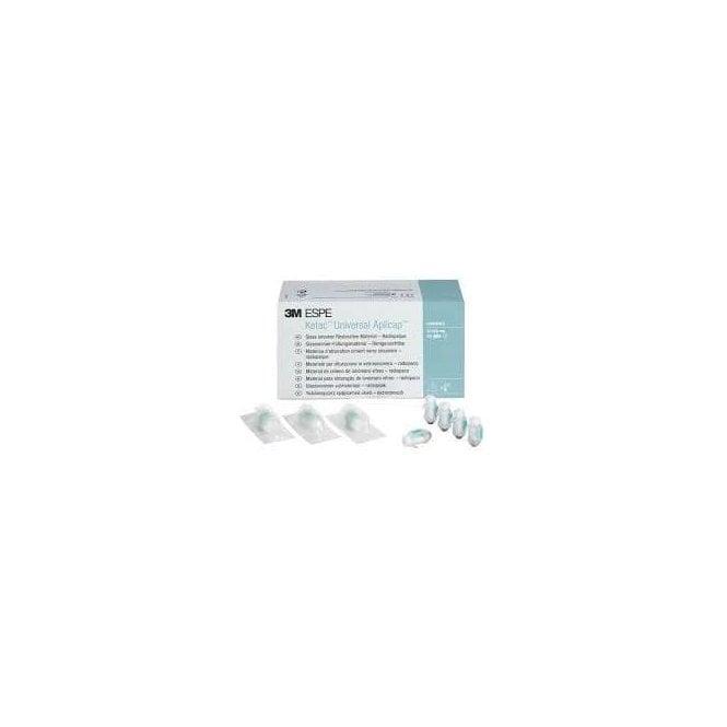 3M Ketac Universal Aplicap White (61086) - Box50