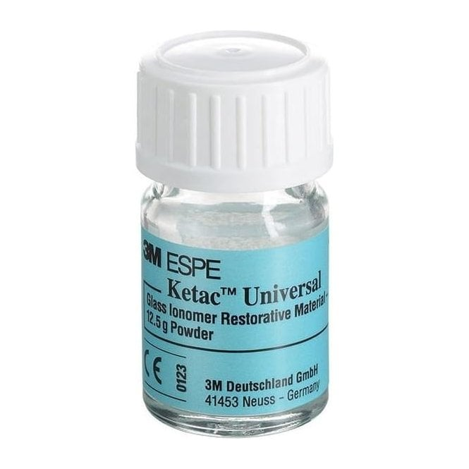 3M Ketac Universal Powder White 12g (61105) - Each