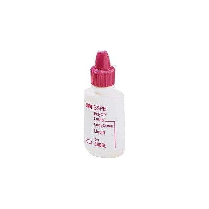 3M RelyX Luting Cement Liquid 9ml (3505L) - Each