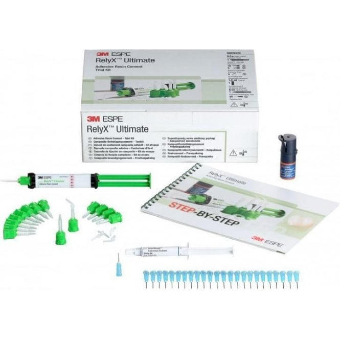 3M RelyX Ultimate Trial Kit TR (56892) - Each