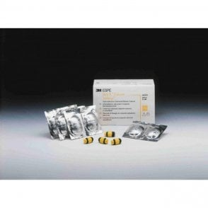 3M RelyX Unicem Aplicap Assorted (56815) - Box50