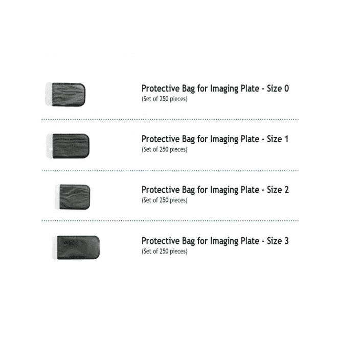 Acteon PSPIX 2 Hygiene Bag Size 1 (700343L) - Pack250