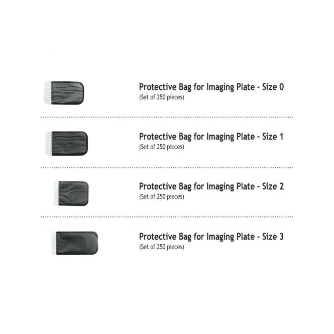Acteon PSPIX 2 Hygiene Bag Size 2 (700344L) - Pack250