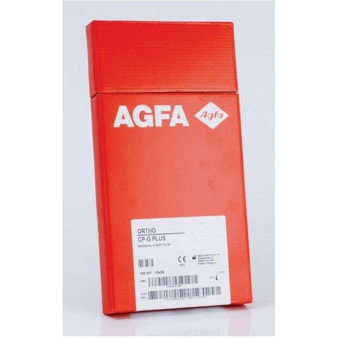 Agfa Ortho CP-Plus 15 x 30cm - Box100