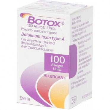 *Allergan Botox Botulinum Toxin Type A Vial 100Unit(91223GB)