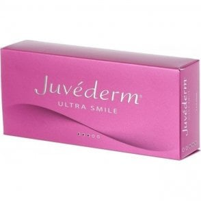 Allergan Juvederm Ultra Smile 2x0.55ml (94131JR)
