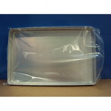 AM Dental Instrument Tray Lid Aluminium Plain - Each