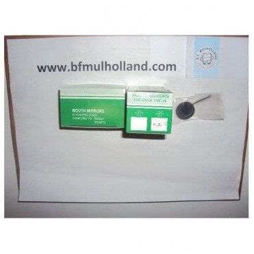 AM Dental Mirror Heads FS No.5 - Box12