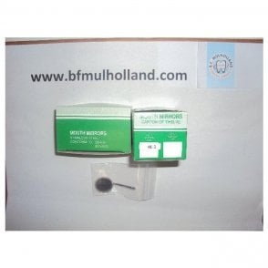 AM Dental Mirror Heads RS No.3 - Box12