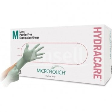 Ansell Micro-Touch Gloves HydraCare Large - Box100