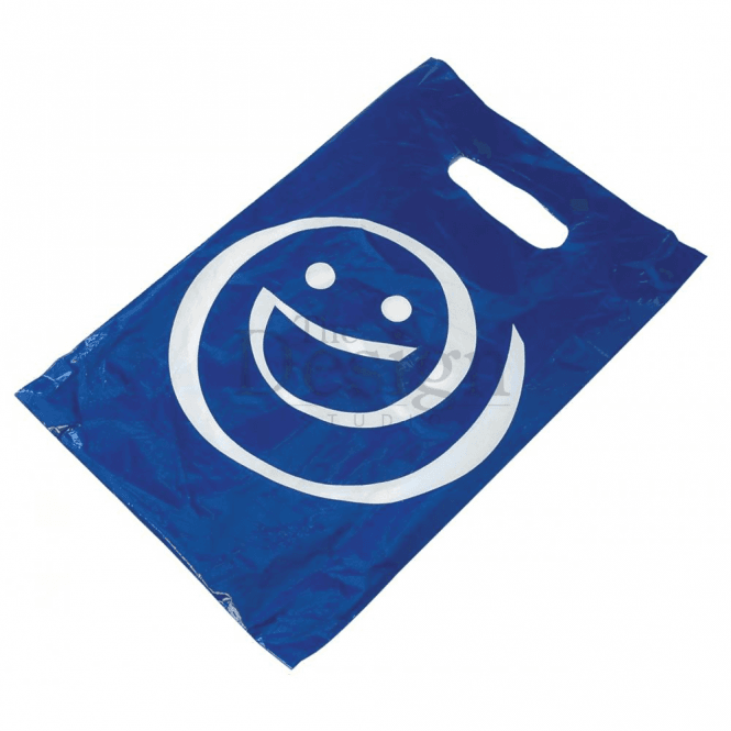 BDHF Smiley Small Bags - Pack100