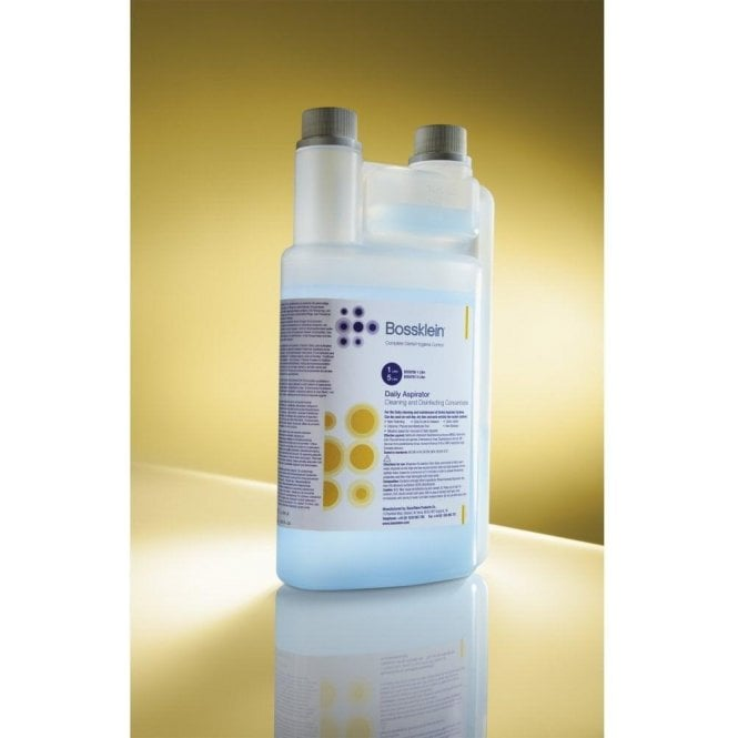 Bossklein Daily Aspirator Cleaner & Disinfectant 1L BOS2401