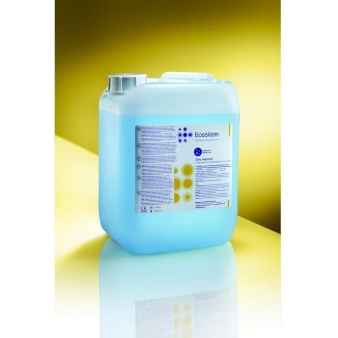 Bossklein Daily Aspirator Cleaner & Disinfectant 5L BOS2405