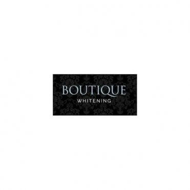 Boutique Whitening Poster