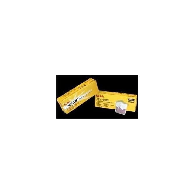 Carestream Insight IO-41 Size 4 Dental Film (1169143) -Box25