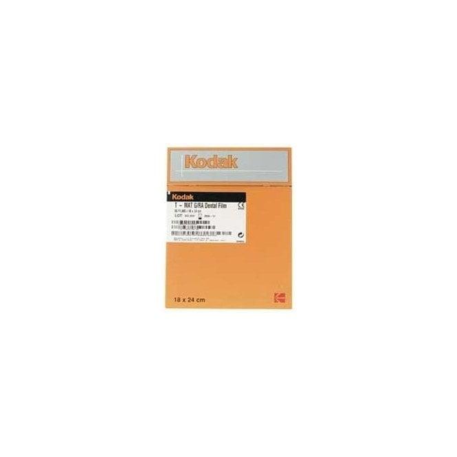 Carestream T-Mat G/RA Dental Film 18x24cm (5212022) - Box50