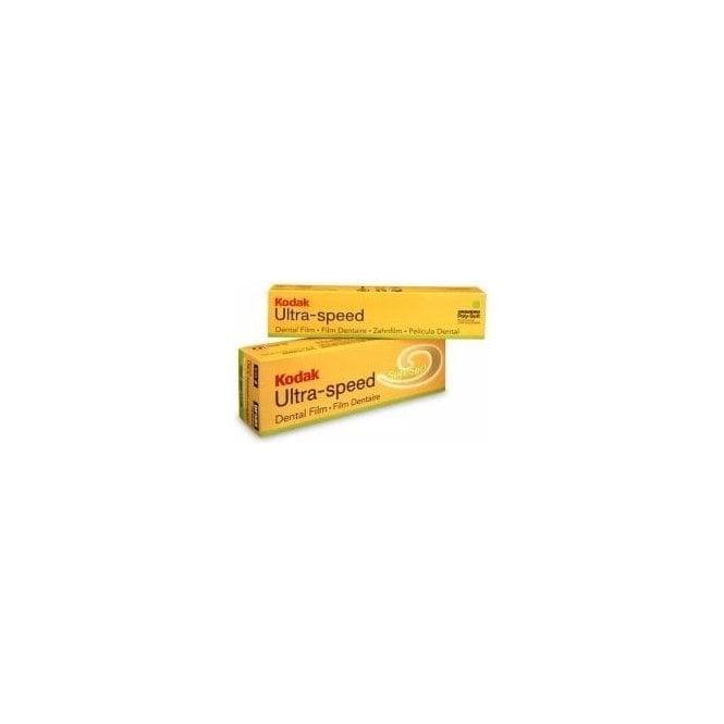 Carestream Ultra-speed DF-54 Size 0 Dental Film (1228840)