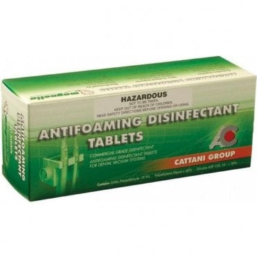 Cattani Anti Foaming Tablets (89-542) - Box50