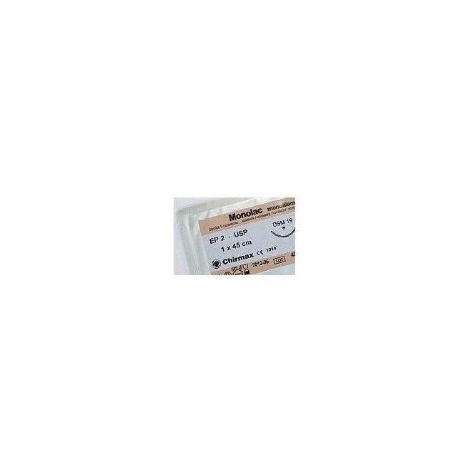 Chirmax Monolac Violett 5-0 Sutures (MV0205-2) - Pack24