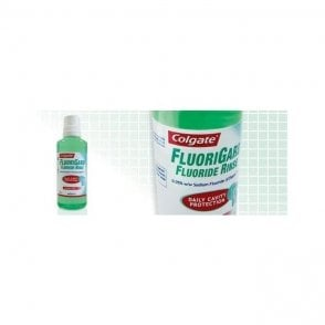 Colgate FluoriGard Mouthrinse Alcohol Free 4x400ml