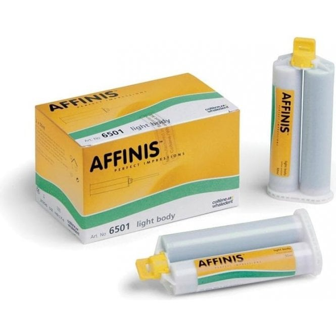 Coltene Affinis System 50 Light Body 2x50ml (6501) - Box2