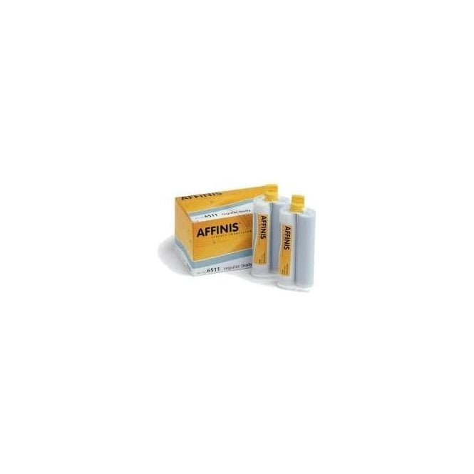 Coltene Affinis System 50 Regular Body 2x50ml (6511) - Box2