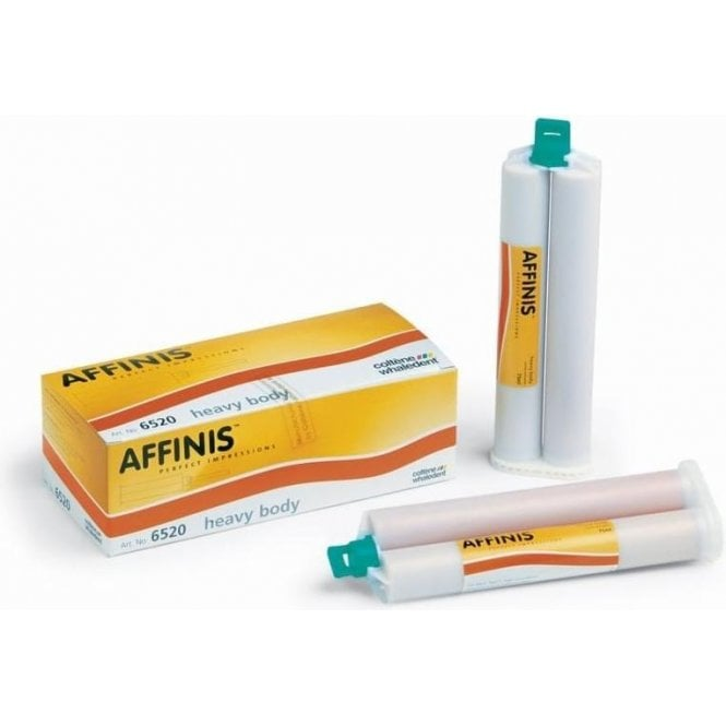 Coltene Affinis System 75 Heavy Body 2x75ml (6520) - Box2