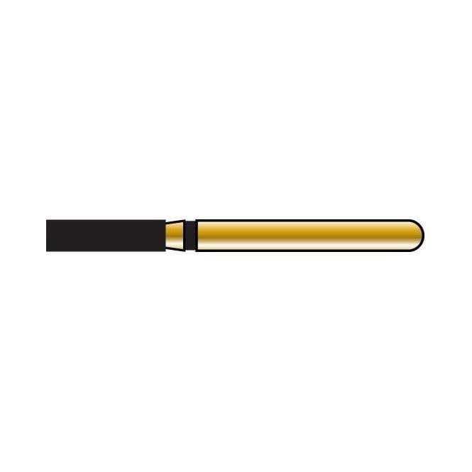 Coltene Diatech Gold Diamond Burs G836-314-016-6-MLX - Pack5