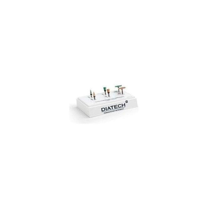 Coltene Diatech ShapeGuard Zirconia Polishing Plus Kit