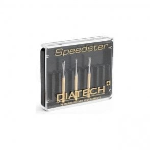Coltene Diatech Speedster Burs S2 Inverted Cone 014 FG Pack5