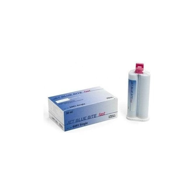 Coltene Jet Blue Bite Fast 4x50ml (6495) - Each