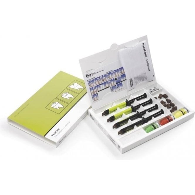 Coltene ParaCore Automix 5ml Intro Kit (5885) - Each