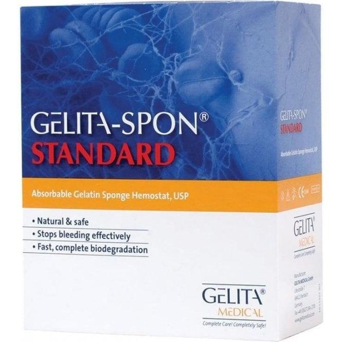 Curaspon Gelitaspon Absorbable Gelatin Sponge USP - Pack50