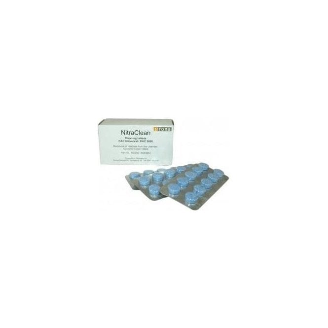 DAC Universal NitraClean Tablets (SIR6635499) - Pack50