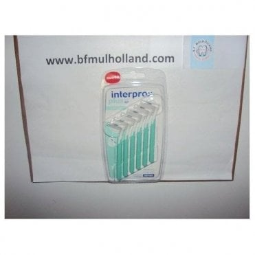 Dent-O-Care Interprox Plus Micro Green Brushes - Pack12