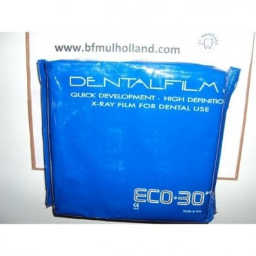 Dentalfilm Eco-30 X-Rays - Pack50