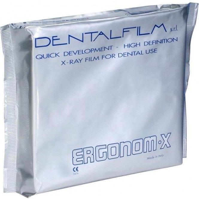 DentalFilm Ergonom-X (D-Speed) - Pack50 - Dentalfilm from BF ...