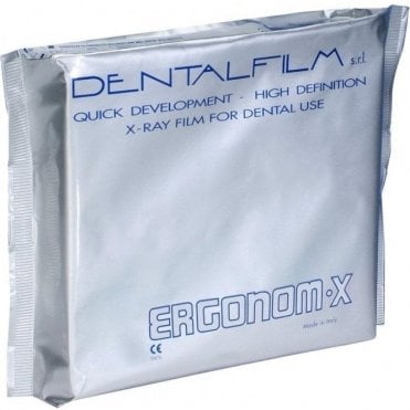 DentalFilm Ergonom-X (D-Speed) - Pack50