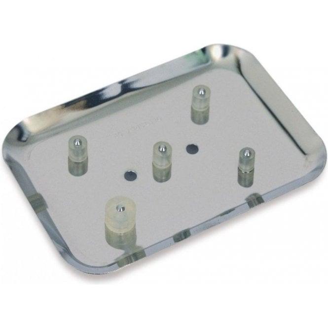 Dentsply Ash Rubber Dam Clamp Sterilising Tray 62499055 Each