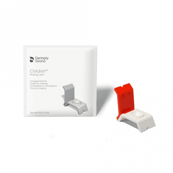 Dentsply CliXdish Mixing Well (60667346) - Box3