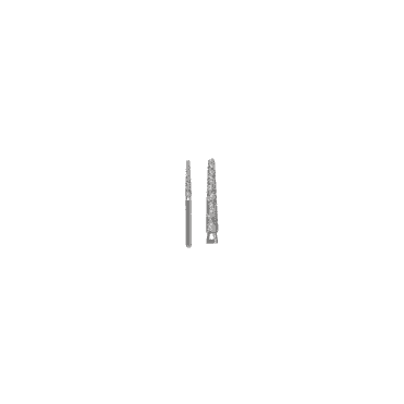 Dentsply Diamond Bur 199-018M Medium (60730003) - Pack5
