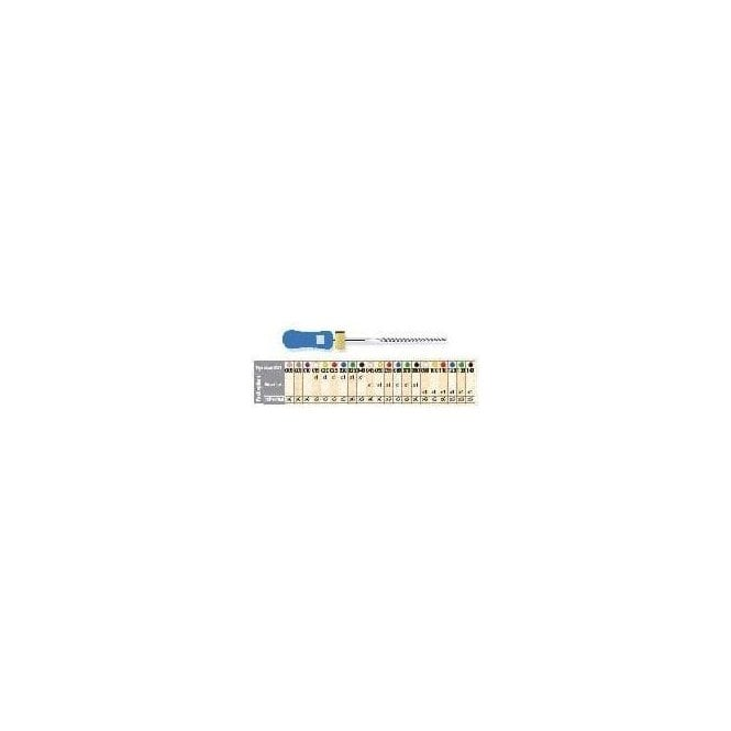 Dentsply Sterile K-Flexofile Readysteel L25mm 100 - Pack6