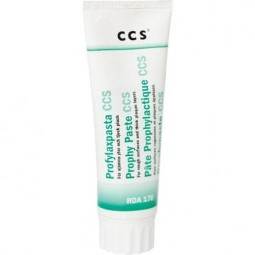 Directa ProphyCare Prophy Paste Green Medium Tube 60ml -Each