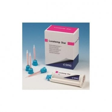 DMG Luxatemp Fluorescence A3.5 76gm - Each